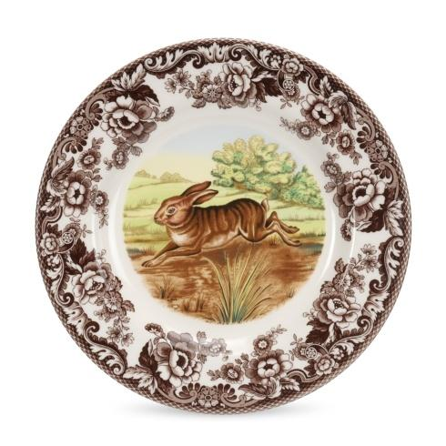 Spode Woodland Rabbit Collection Dinner Plate $37.00